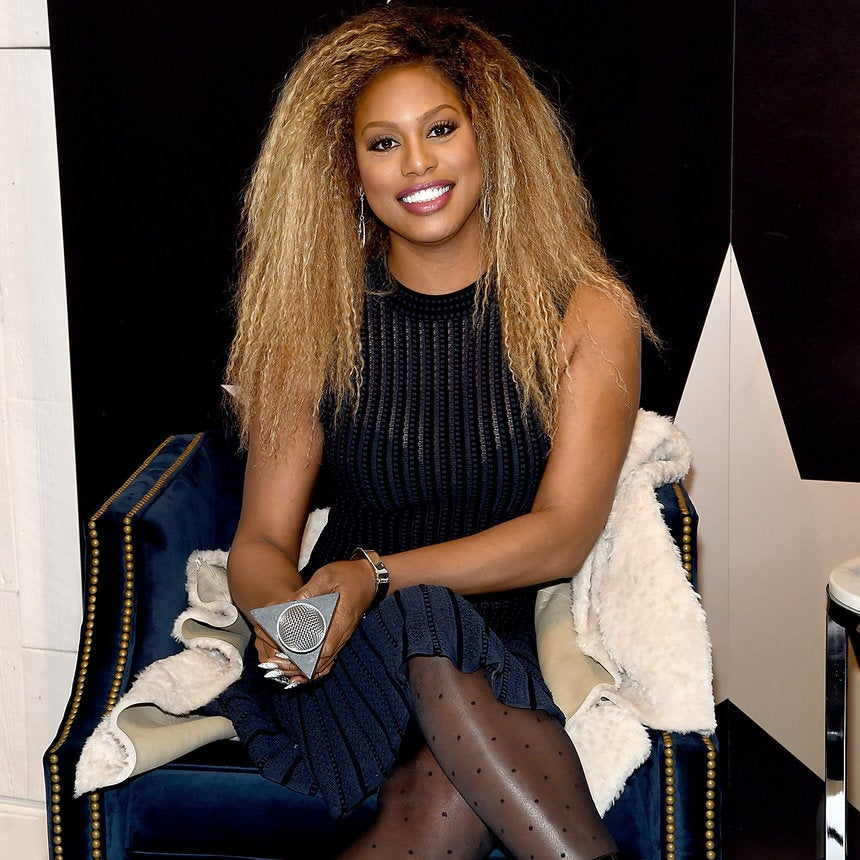 Laverne Cox Dishes On How She Went From Reality Star To Prominent TV Actress
