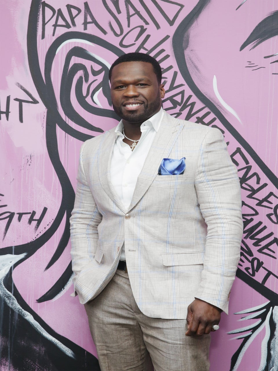 50 Cent Says He Would 'Never Make Fun Of Any Sexual Assault Victim' After Backlash Over Terry Crews Comments
