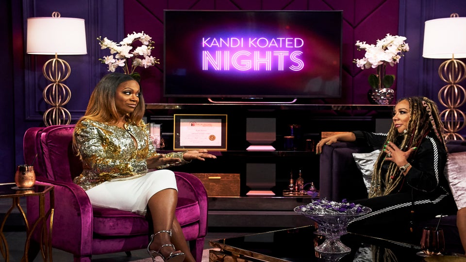 Why Kandi Burruss Is Going There On Her Sexy New Late Night TV Show 'Kandi Koated Nights' and Tuning In Can Help You Have Better Sex