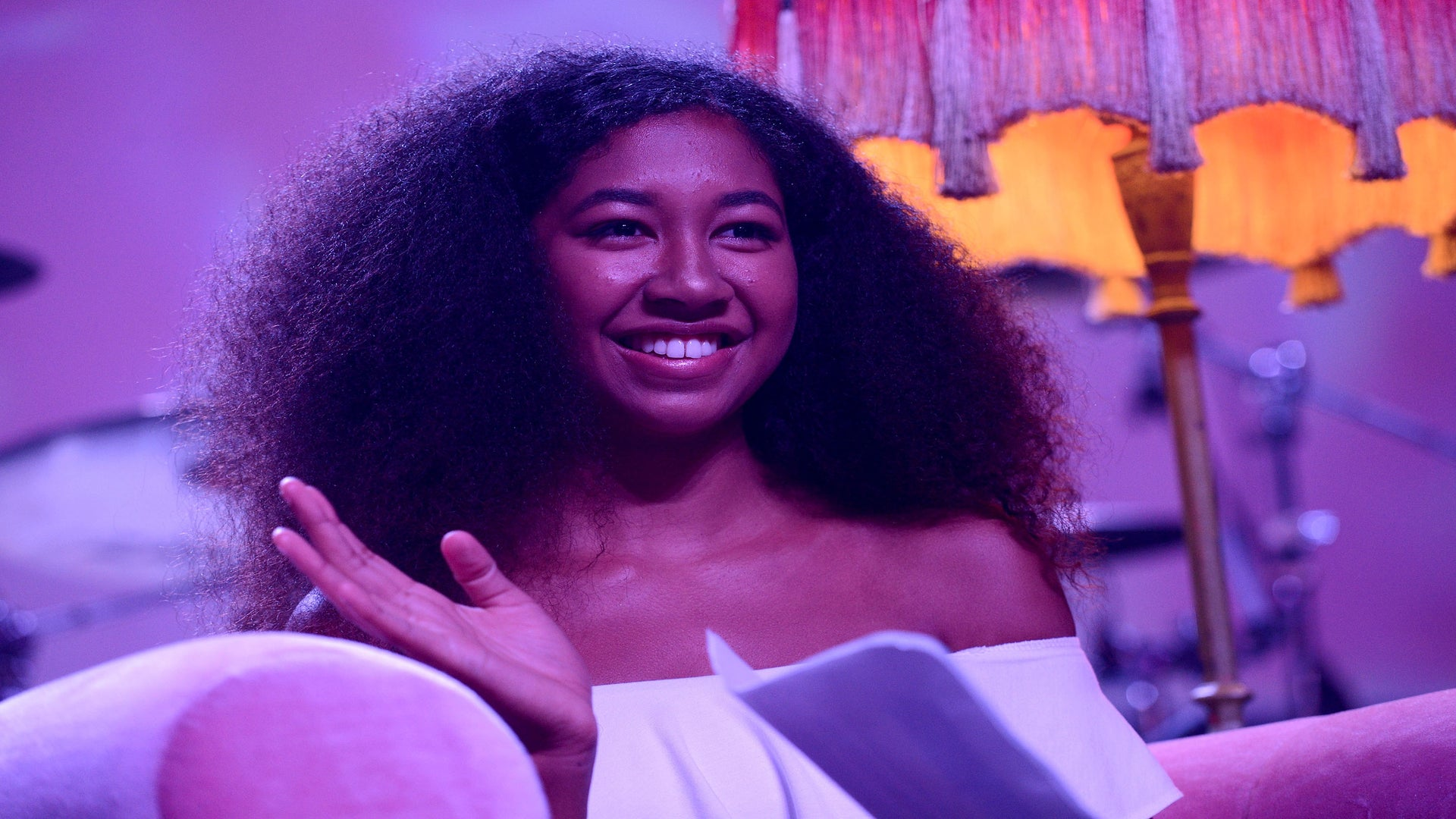 16-Year-Old Aoki Simmons Celebrates Getting Into Harvard University