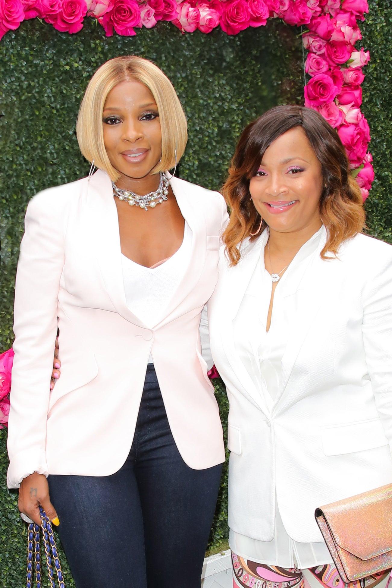 Mary J  Blige, Simone I  Smith, LL Cool J