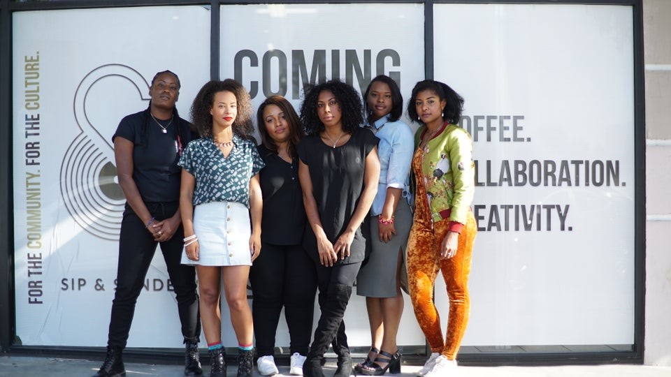 Meet The Women Behind Sip & Sonder, A Black-Owned Coffee Shop Brewing Up Culture And Creating Community