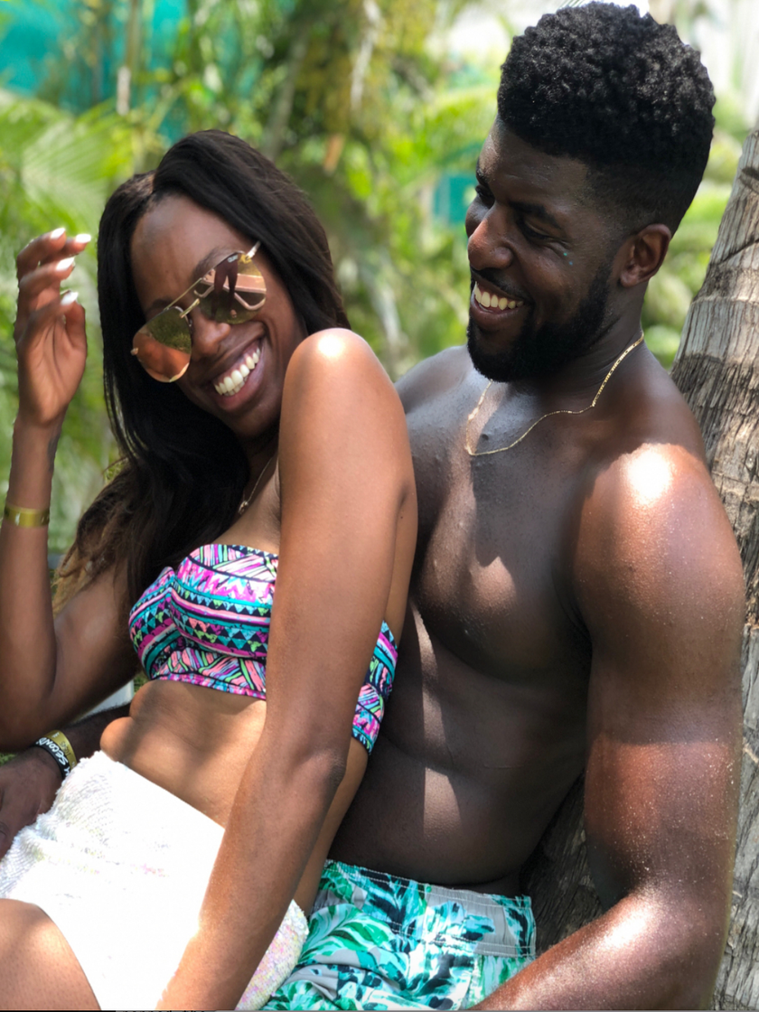 Yvonne Orji Shares The Prayer She Prayed For The Right Man…and As You Can See, It Worked!