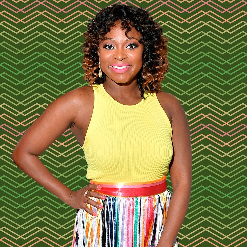 Naturi Naughton's Rendition Of 'I Won't Complain' Took Us To Church