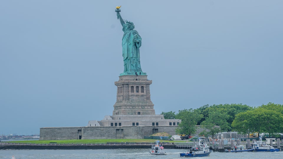 Here Is Everything We Know About The Badass Black Woman Who Climbed The Statue Of Liberty