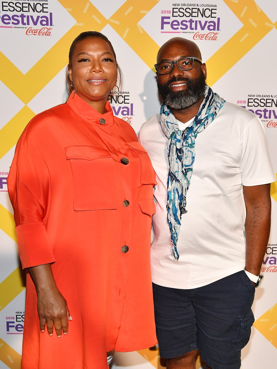 ESSENCE's Richelieu Dennis and Queen Latifah Announce Exciting New Partnership For Black Creators