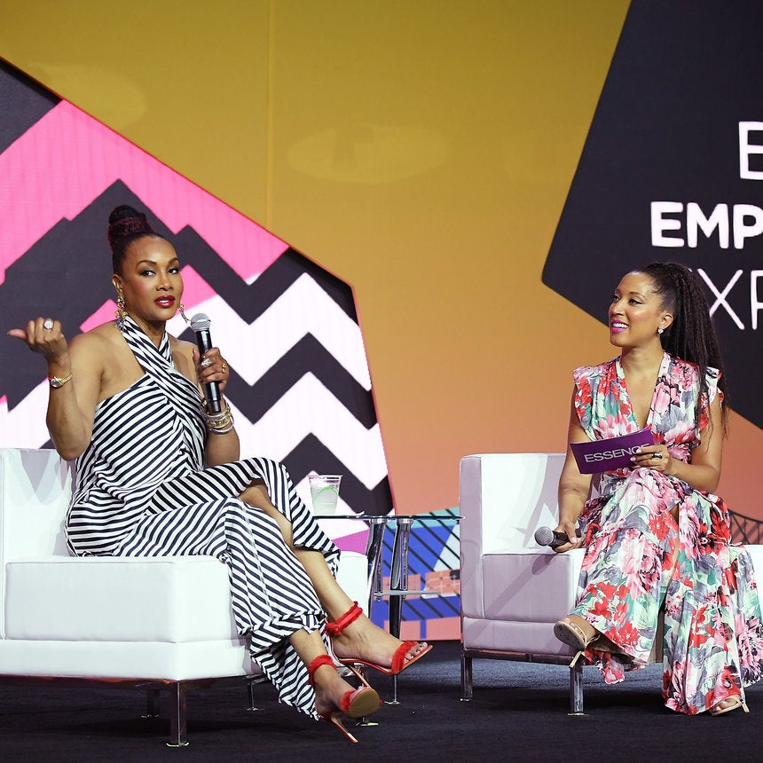 What Vivica A. Fox Wants You To Know About How She Hustles