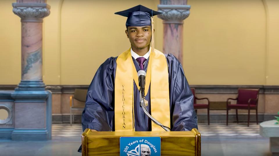 First Black Valedictorian Speaks At City Hall After High School Denies Him Graduation Speech