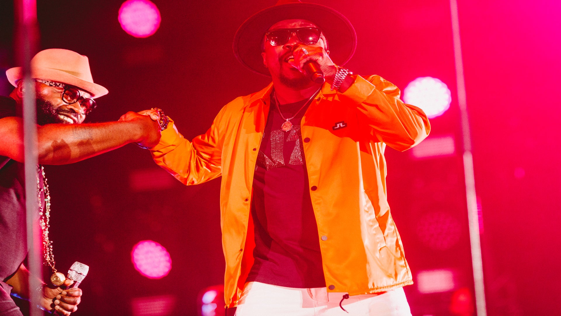 Anthony Hamilton's Hat At ESSENCE Fest Had Us All Feeling Black And Proud