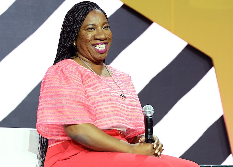 'Me Too' Founder Tarana Burke Has A Message For People Who Still Listen to R. Kelly: You're Supporting Abuse
