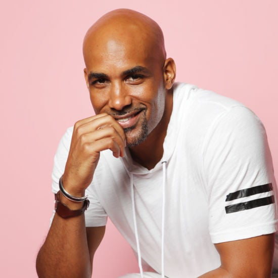Boris Kodjoe Reveals The Solid Career Advice That Came From This Oscar-Winning Black Actor