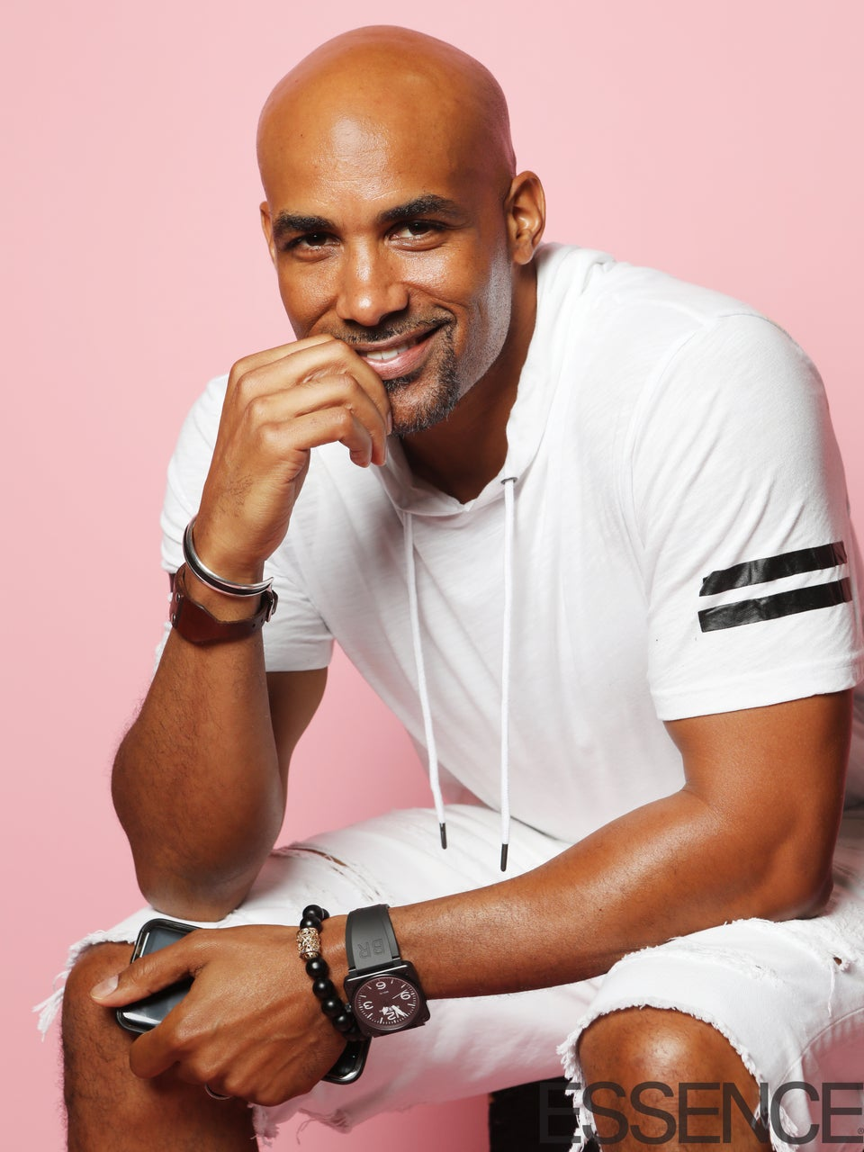 Boris Kodjoe Reveals The Career Advice That Came From This Oscar-Winning Black Actor