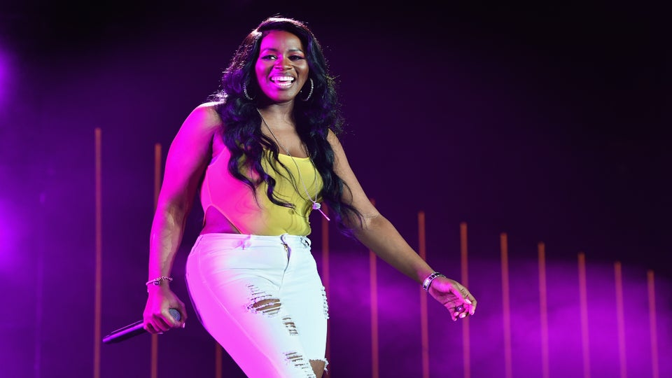 Melanin Magic! Remy Ma Is The New Face Of Dark & Lovely