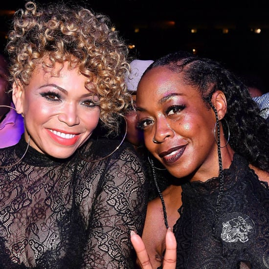 Tisha Campbell And Tichina Arnold Speak On Their Friendship With Kim Porter, Hosting The Soul Train Awards And More