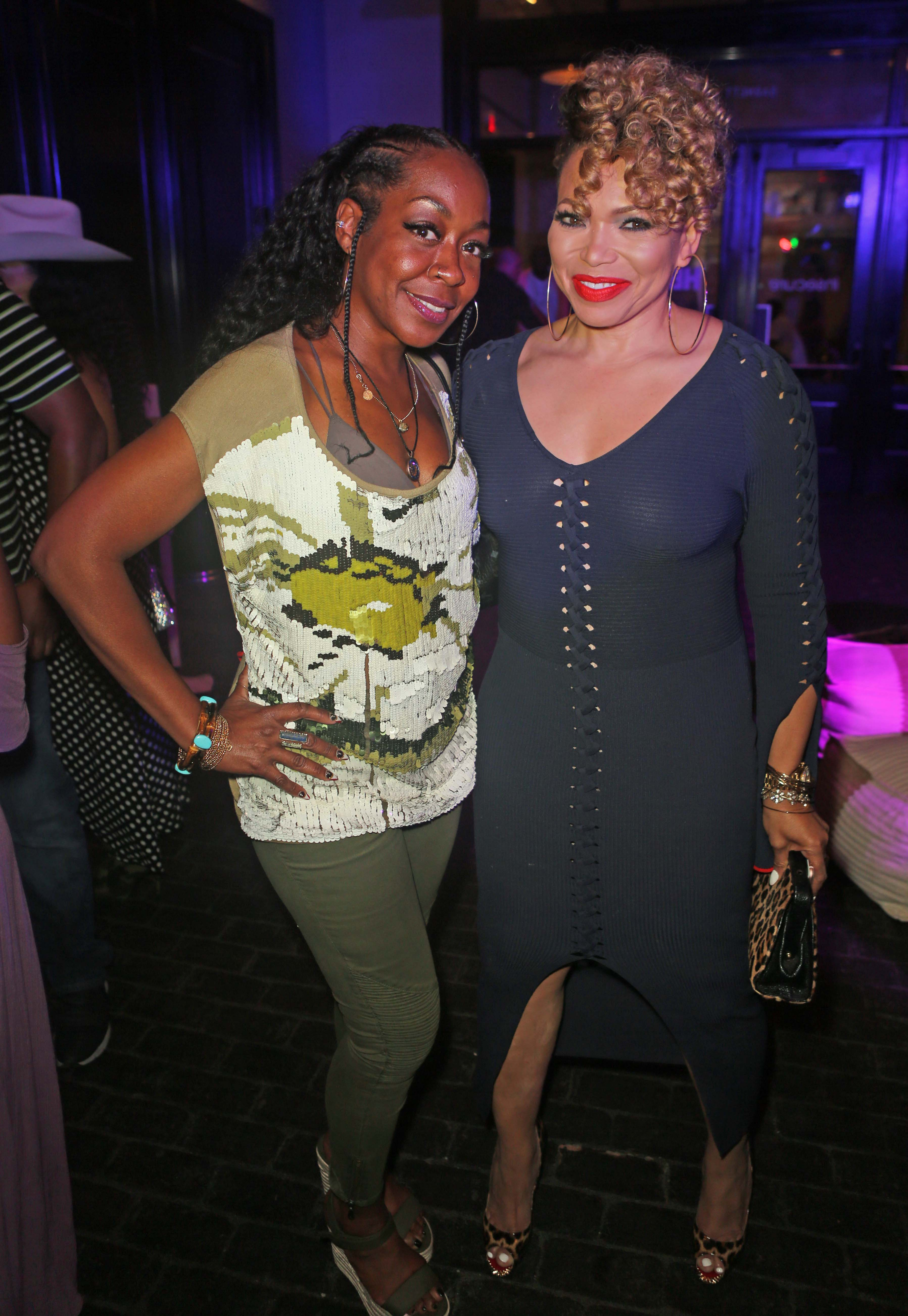 Tisha Campbell And Tichina Arnold Speak On Their Friendship With ...