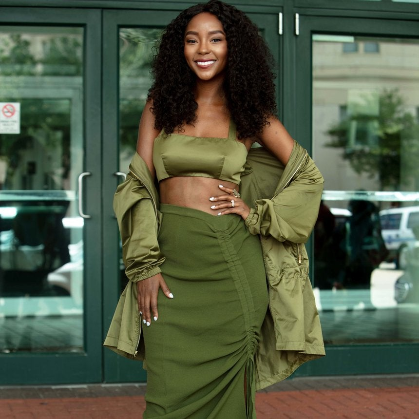 Behold, The Hottest Street Style Looks At ESSENCE Festival2018