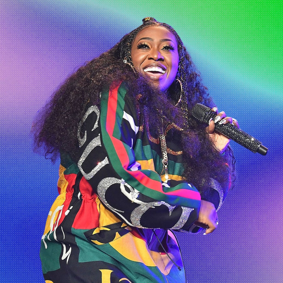 Missy Elliot Proves Why She's A Beauty Icon At The 2018 ESSENCE Fest