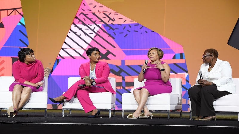 Black Female Mayors Say It's Time For Sisters To Take Their Rightful Seat And Lead