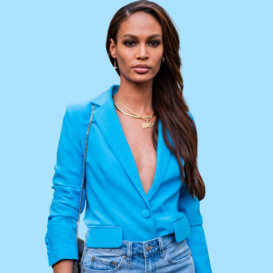 Supermodel Joan Smalls Has A New Sexy Lingerie Line and It's Smokin' Hot