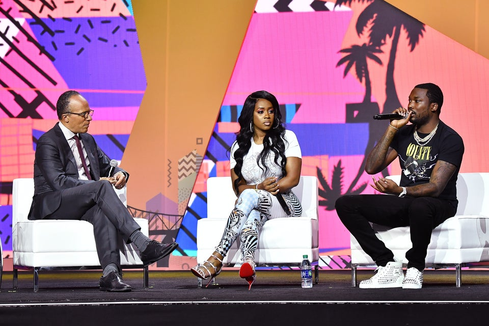 ESSENCE FEST: Remy Ma And Meek Mill Join Forces For A Powerful Conversation On Prison Reform With Lester Holt