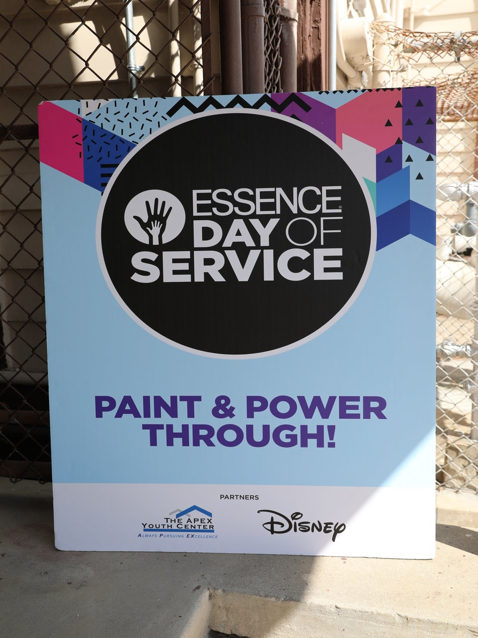 Disney Donates $25,000 To APEX Youth Center In New Orleans During ESSENCE Festival Day Of Service Event