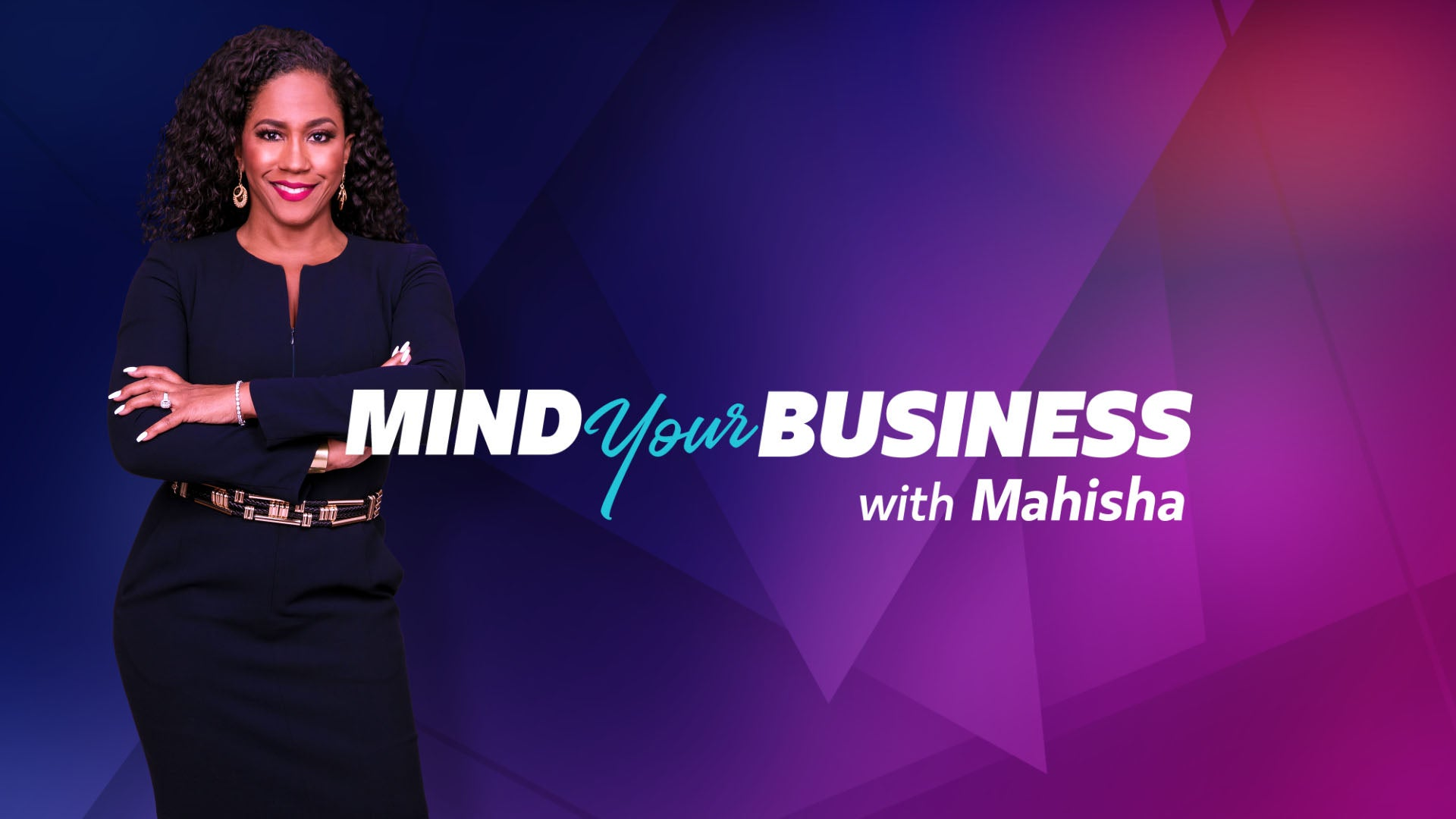Curls Hair Care Creator Mahisha Dellinger Lands New Series With Own