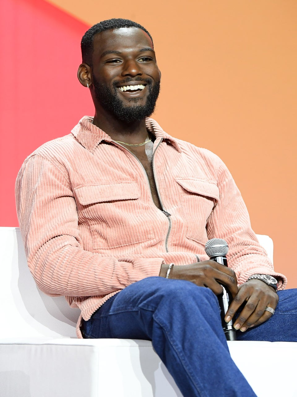 He's Fine and Smart! How Kofi Siriboe Says He's Learning To Make The Money and Not Let It Make Him
