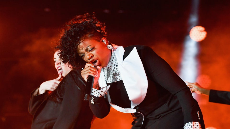 Fantasia Had Everyone In Tears When She Brought Her Brother On Stage During Her Emotional ESSENCE Fest Performance
