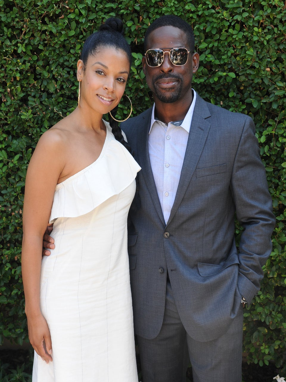 We Can't Stop Watching 'This Is Us' Star Sterling K. Brown and His Onscreen Wife Susan Kelechi Watson Take On #TheShiggyChallenge