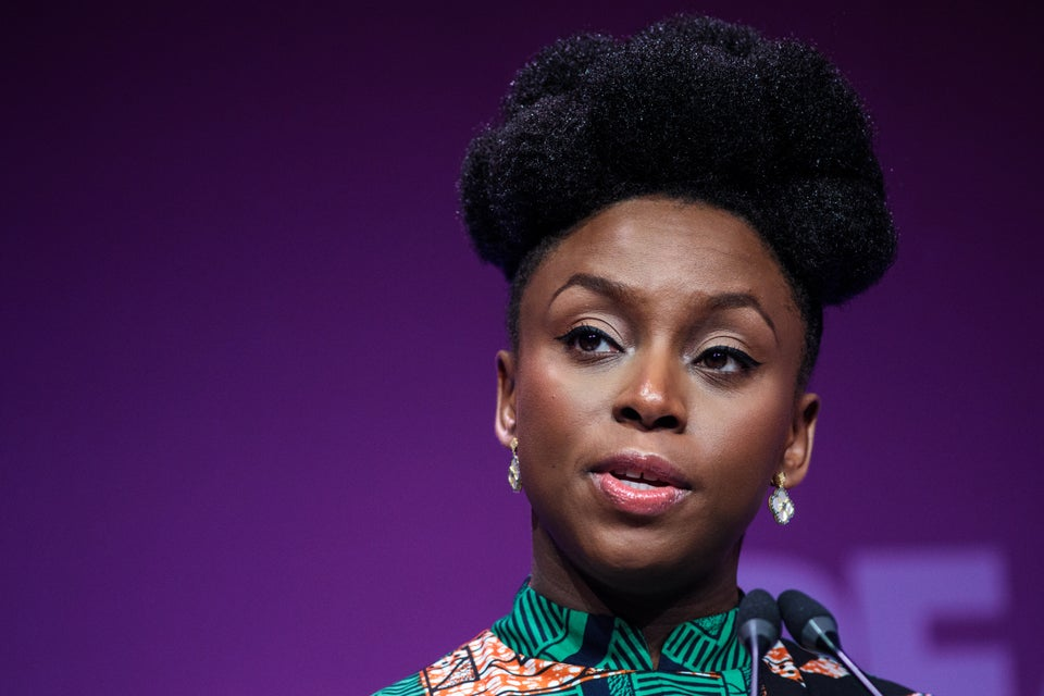 Chimamanda Ngozi Adichie Say the #MeToo Movement Can't Afford to Be Nuanced Just Yet