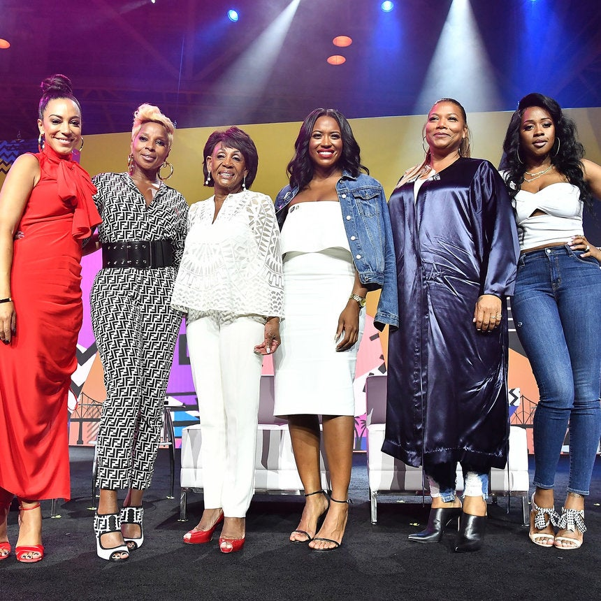 Queen Latifah: 'You Can't Rob Our Culture BecauseGuess What? We Got More Where That Came From'