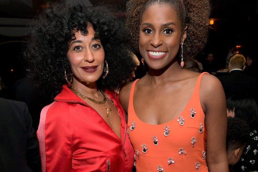 2018 Emmy Nominations: Issa Rae, Tracee Ellis Ross, Tiffany ...