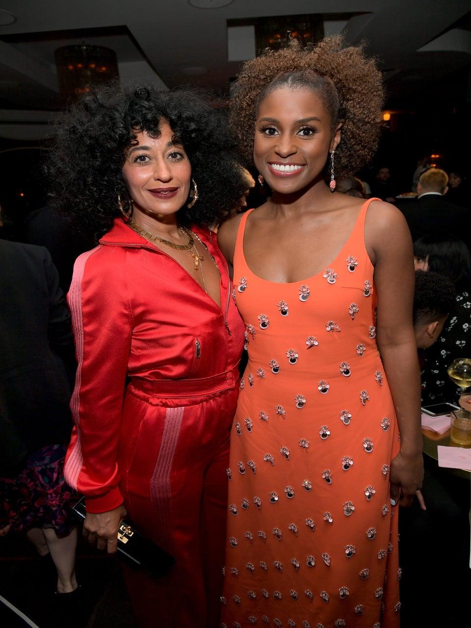 Issa Rae, Tracee Ellis Ross, Tiffany Haddish, and More, Land Major 2018 Emmy Nominations