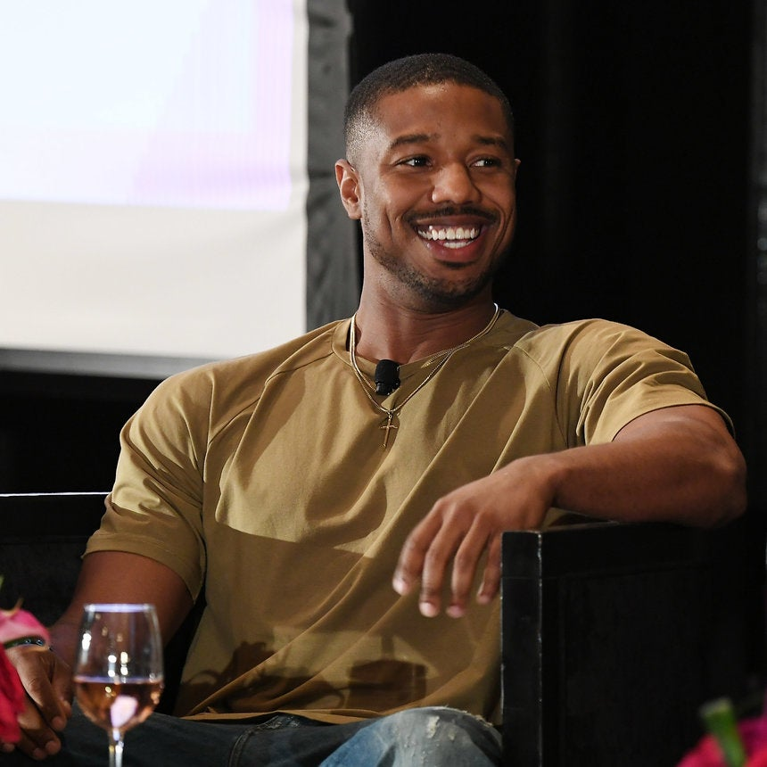You Have To Watch Michael B. Jordan Try To Sing K-CI & Jojo!