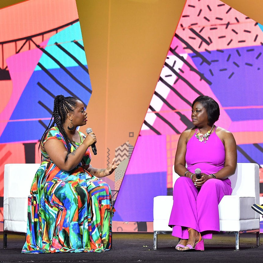 VIDEO: Patrisse Cullors And Sybrina Fulton Discuss 5 Years Of #BlackLivesMatter And The Work Still Left To Be Done