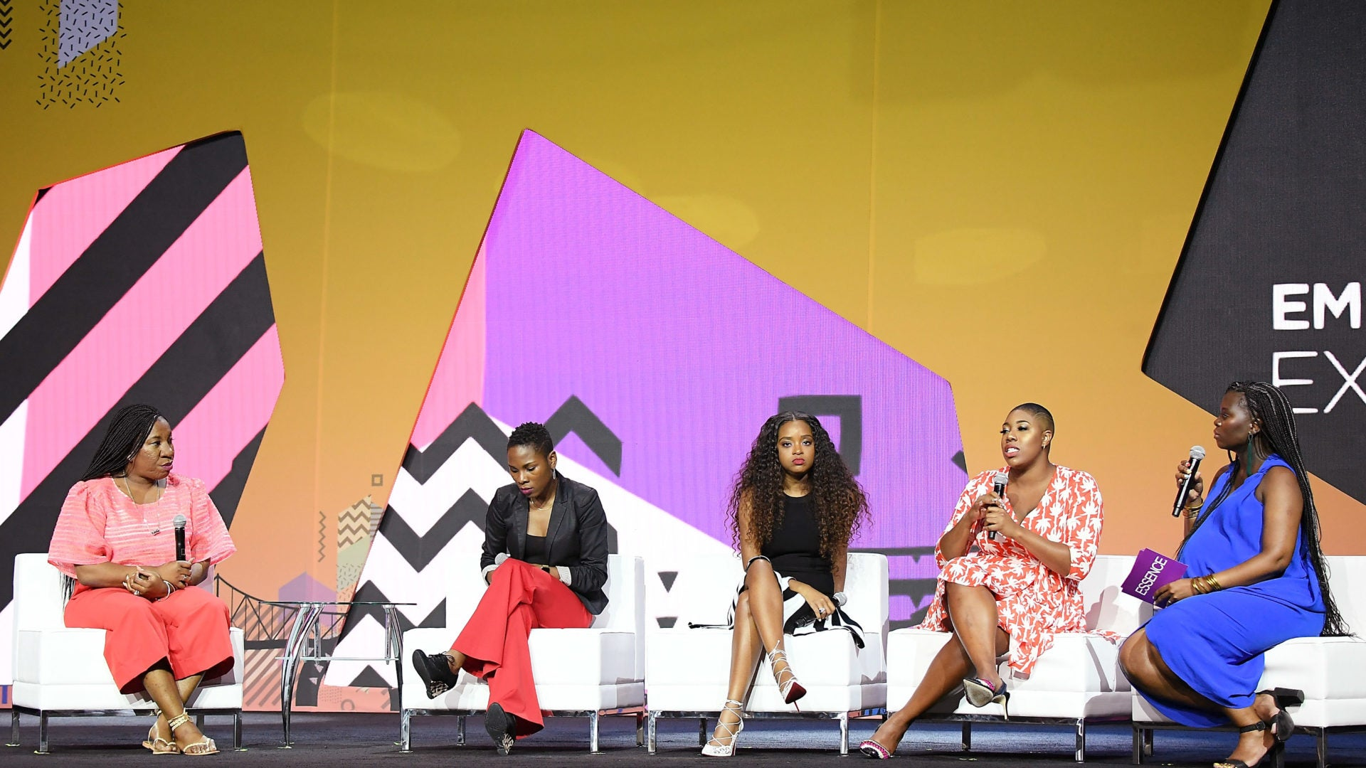 I'm Woke. Now What: Tarana Burke, Symone Sanders, Tamika Mallory & Luvvie Ajayi Discuss The Work Ahead In The Fight For Social Change