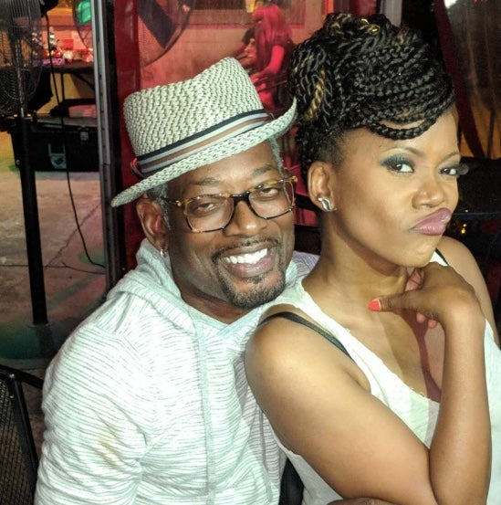 It's A 'Living Single' Reunion With Erika Alexander And Terrence Carson