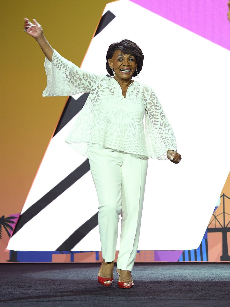 Rep. Maxine Waters Receives Suspicious Package Labeled 'Anthrax'