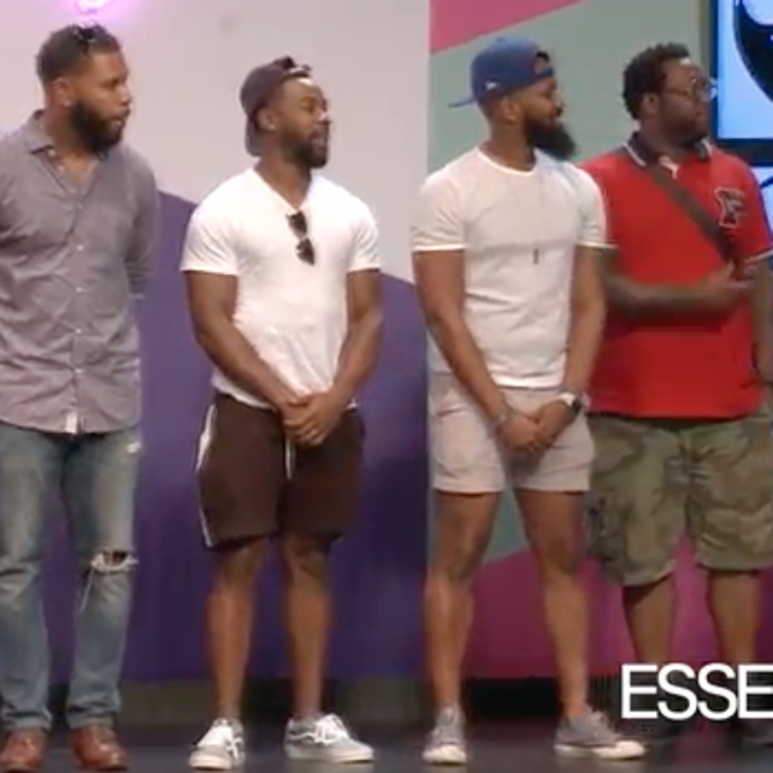 There Was A Bearded Baes Showdown At ESSENCE Fest 2018 and We've Got The Video