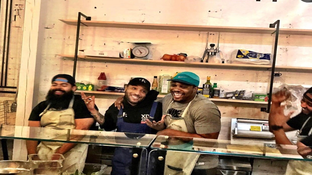 How Three Best Friends Slam-Dunked a Black-Owned Pizza Business In Nashville