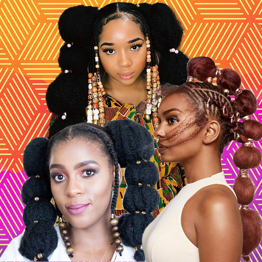 Puffballs Are The Latest Protective Style Taking Over The Internet