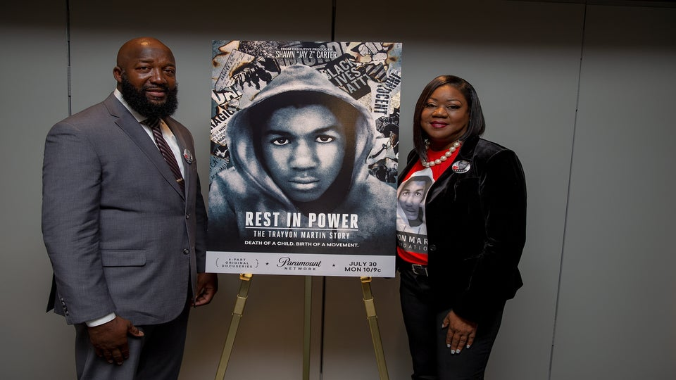 Trayvon Martin's Parents Discuss Their Healing Process And Reliving The Day They Lost Him For Powerful New Docuseries