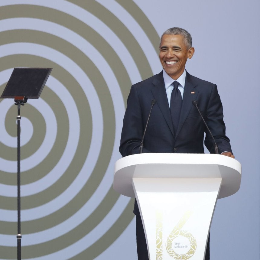 Embracing Mandela's Legacy: Barack ObamaDelivers Powerful Call To Action In Nelson Mandela Lecture