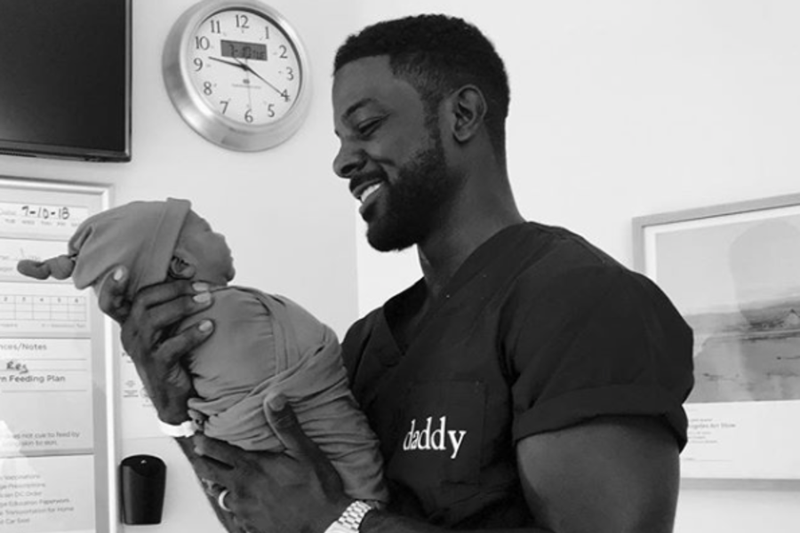 Lance Gross Responds To Criticism Over Being 'Hype' About Son's ...