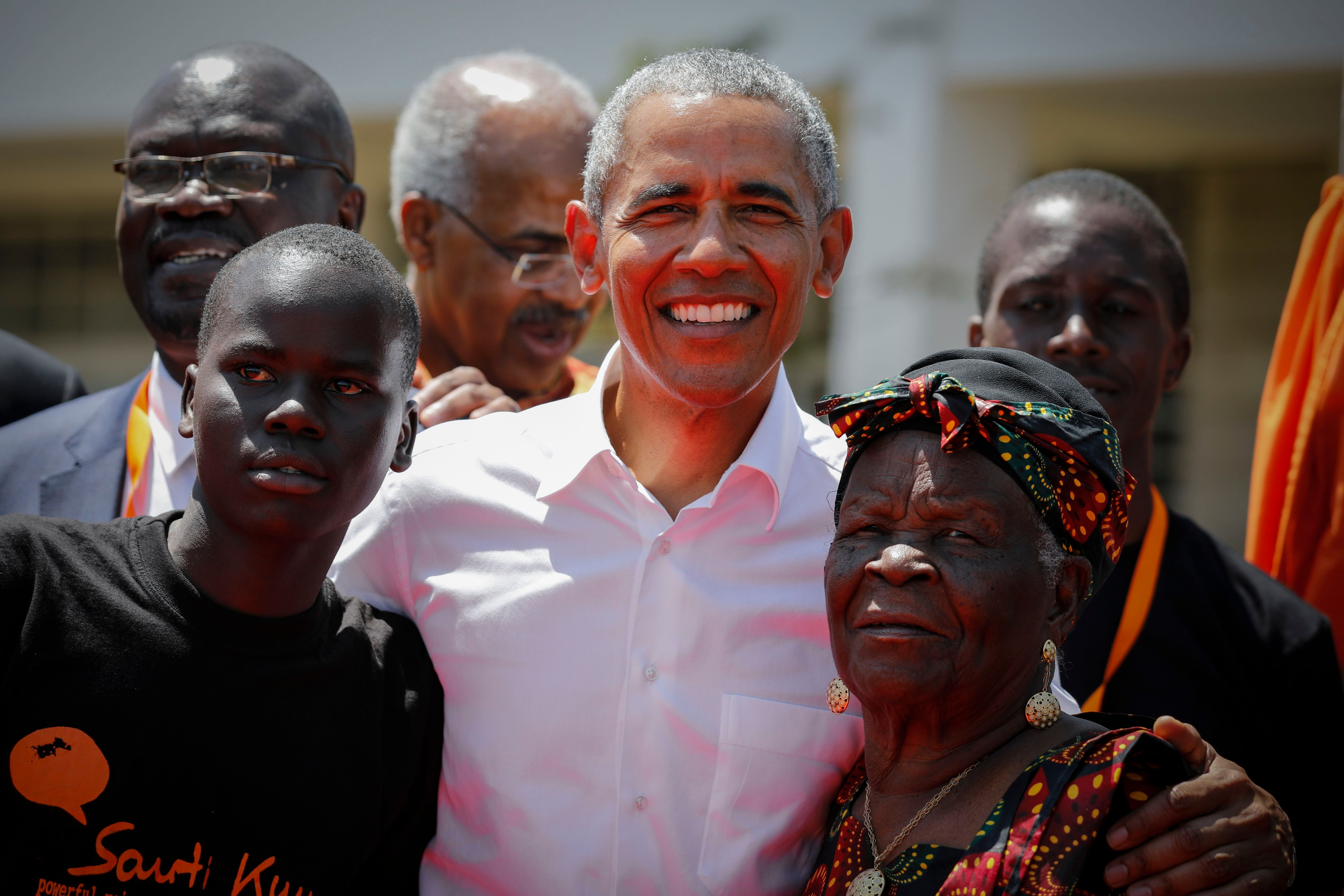 President Barack Obama Visits South Africa and Kenya