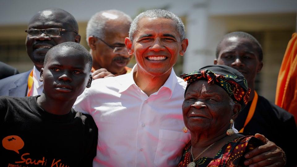 President Barack Obama Visits South Africa and Kenya