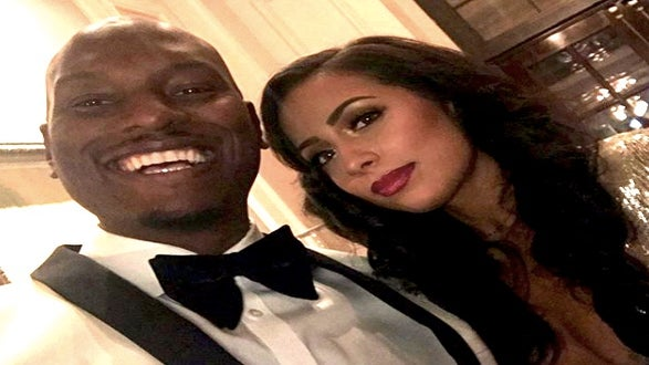 Tyrese and Wife Samantha Gibson Patiently Await the Arrival of Their Baby Girl: 'God's Timing Is Perfect'