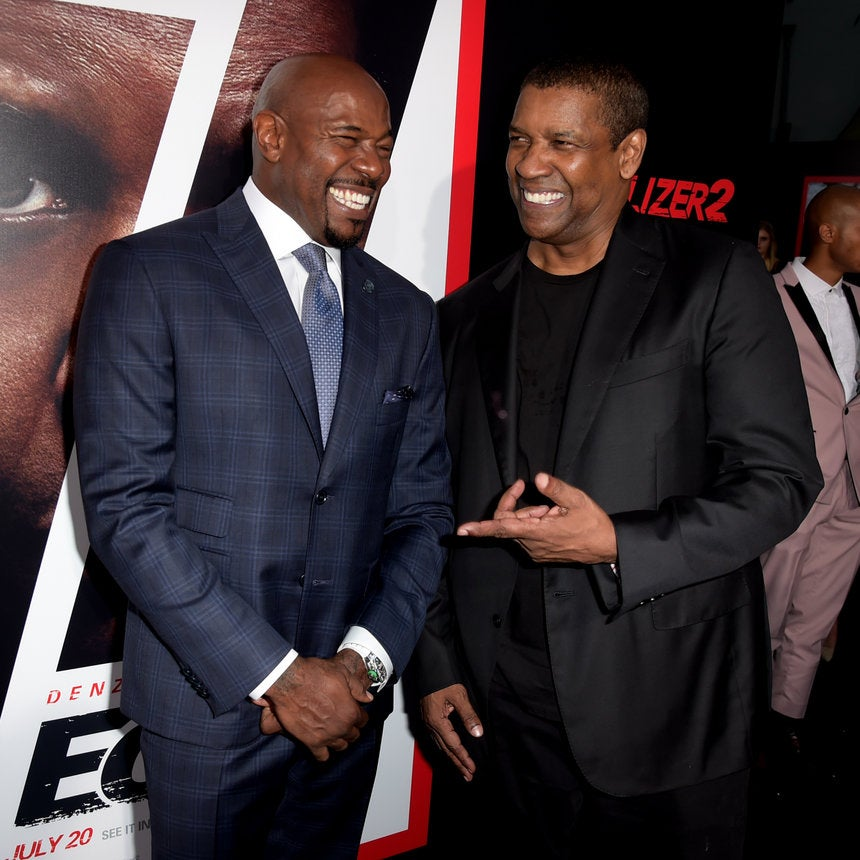 Denzel Washington And A Slew Of Celebrities Attend The 'The Equalizer 2' Premiere