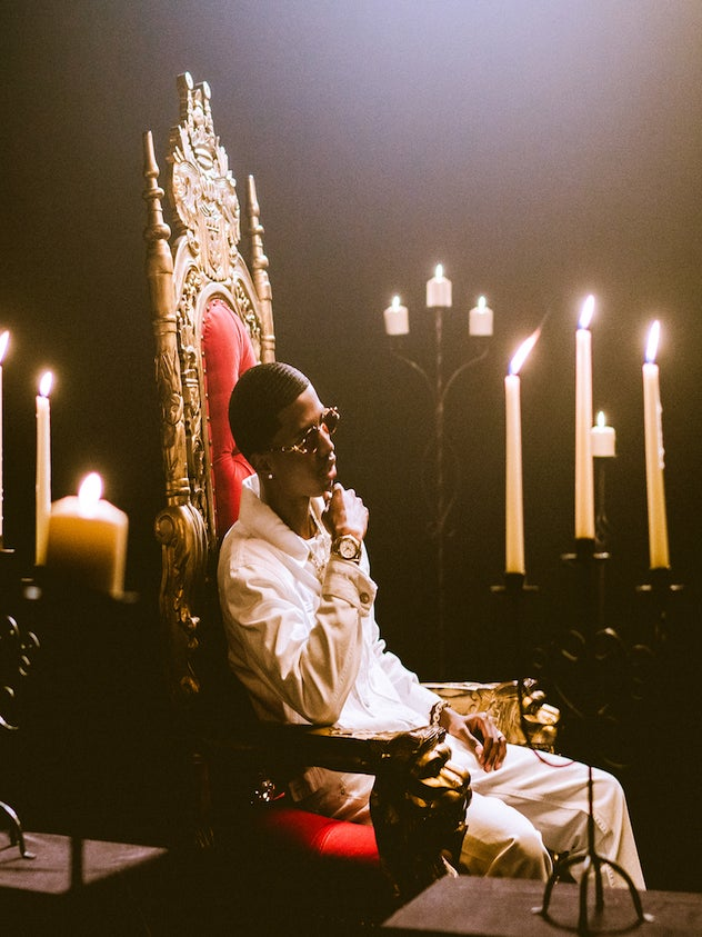 King Combs Pays Homage To Biggie's 'One More Chance' With Video For 'Love You Better'