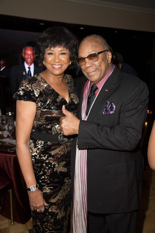 Yes, Please! Cheryl Boone Isaacs and Quincy Jones To Produce A Documentary On The History of Black Hollywood